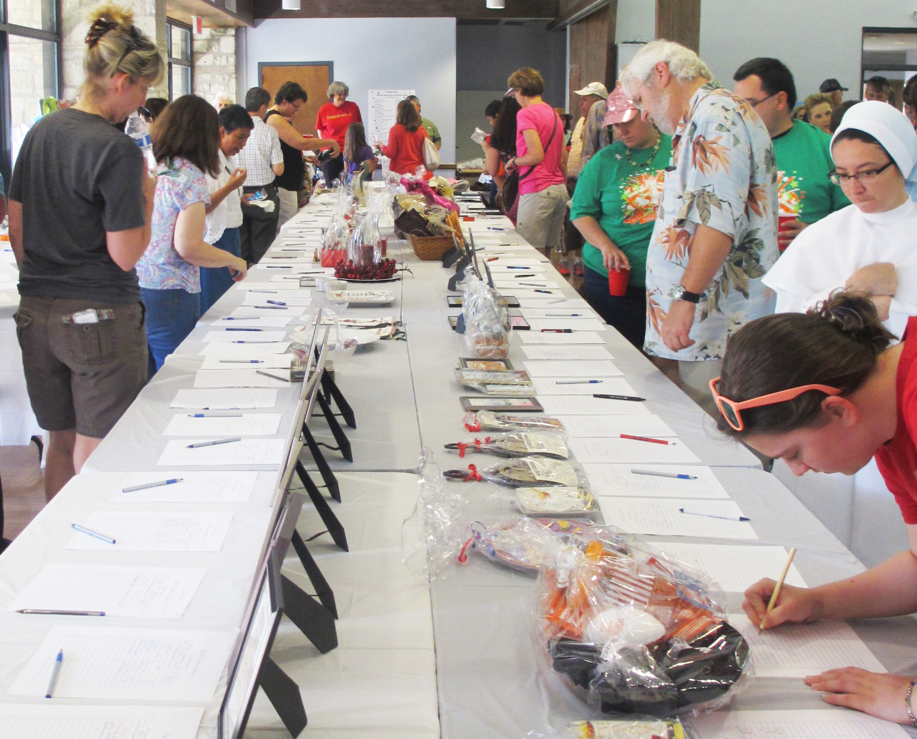 Festival Silent Auction Donations | St. Francis of Assisi
